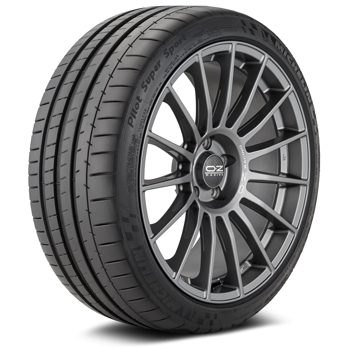 PNEU 285/35-21 105Y PILOT SUPER SPORT MICHELIN